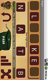 Scrabble word game bingle demo for Android free download at Apk Here