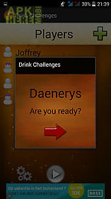 drinking challenges game