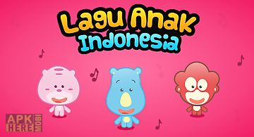 Indonesian kids songs