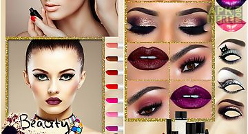 ... makeup beauty photo effects ...