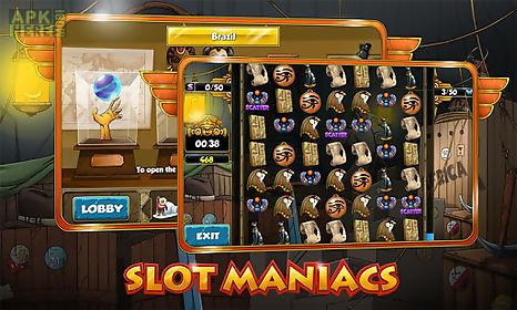 slot maniacs: adventure slots