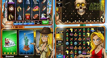 Slot maniacs: adventure slots