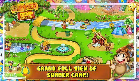 summer camp adventure 2