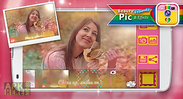 Beauty pic frames and effects