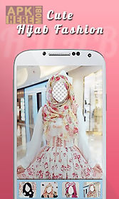 cute hijab fashion suit