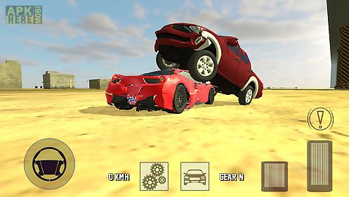 extreme racing car simulator