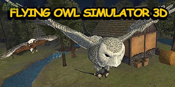flying owl simulator 3d