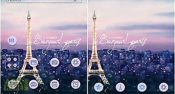 Paris dodol launcher theme