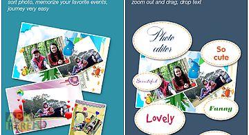 Photo editor : photo collage