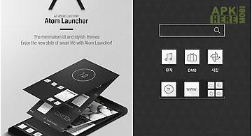 Atom launcher