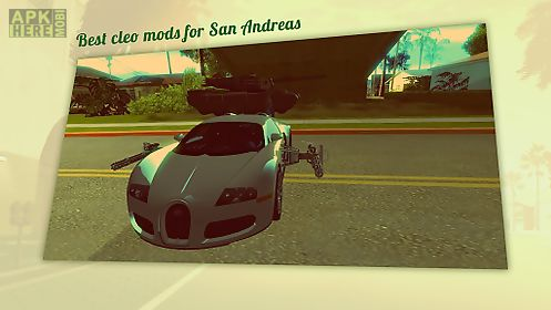 cleo mod collection for gta sa for android free at apk