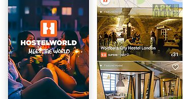 Hostelworld – book hostels