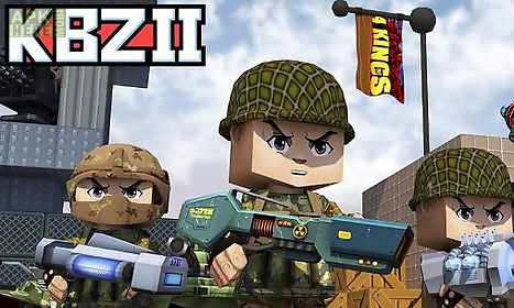 kbz 2. cube madness: zombie war 2