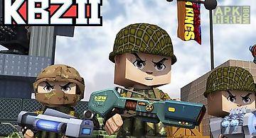 Kbz 2. cube madness: zombie war ..