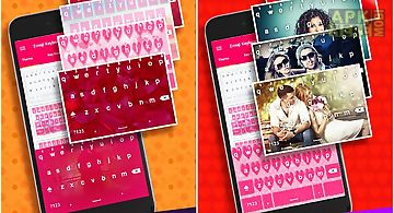 Love pink keyboard