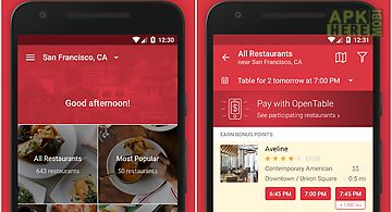 Kosher Restaurants Gps For Android Free Download At Apk Here Store - Open table app for android