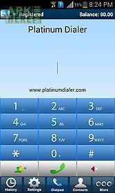 platinum dialer