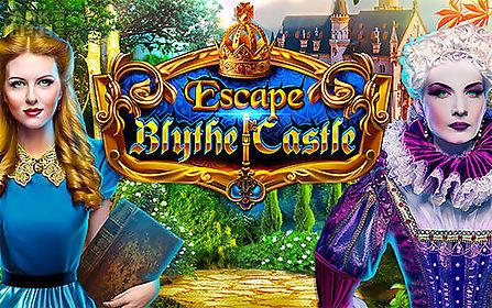 escape games: blythe castle