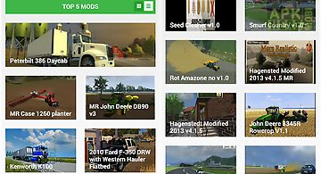 Farming simulator 15 mods for Android free download at Apk Here