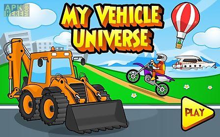 my vehicle universe