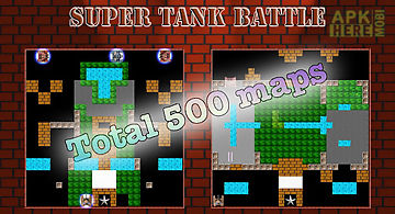 Super tank battle - battlecity