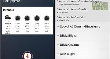 Asistanb türkçe sesli asistan