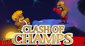 Clash of champs