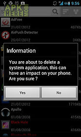 droid root uninstaller