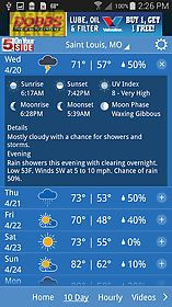 Ksdk weather for Android free download at Apk Here store