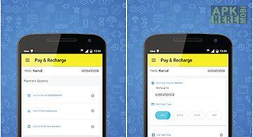 My idea - official mobile app