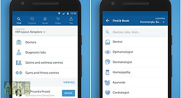 Practo - your health app