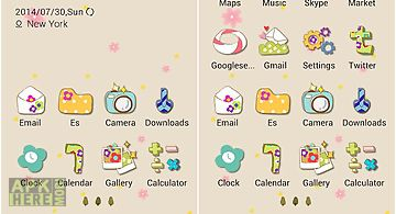Rainbow girl theme - zero