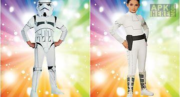 Star troop wars photo montage