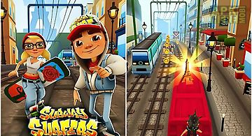 Subway surfers: world tour paris