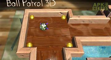 Ball patrol 3d