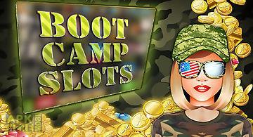 Boot camp slots
