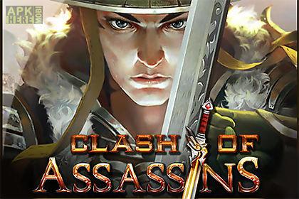 clash of assassins: the empire
