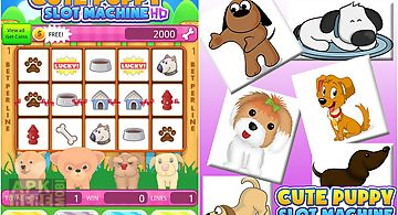 Cute puppy slots machines