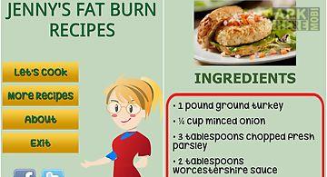 Jennys fat burn recipes