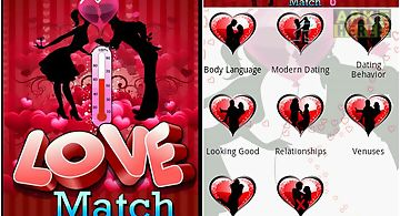 Love match - dating tips
