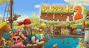 Puzzle craft 2: pirates` cove