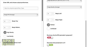 Web to pdf converter & editor for Android free download at