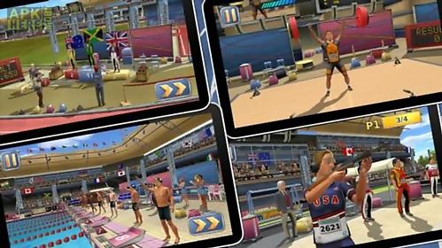 athletics 2 summer sports new
