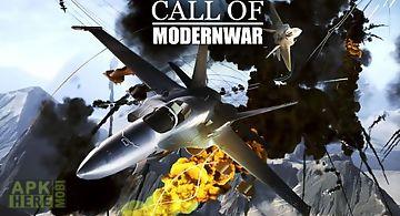 Call of modern war: warfare duty