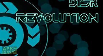 Disk revolution