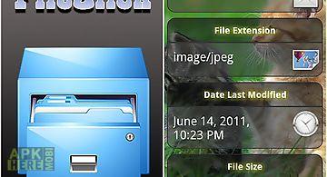 File slick