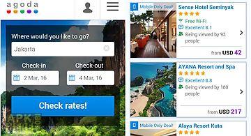 Hotels reservation agoda