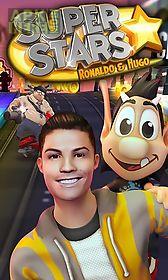 ronaldo and hugo: superstars skaters