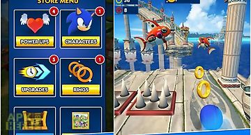 Sonic dash overall