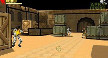 Swat war-shooting games